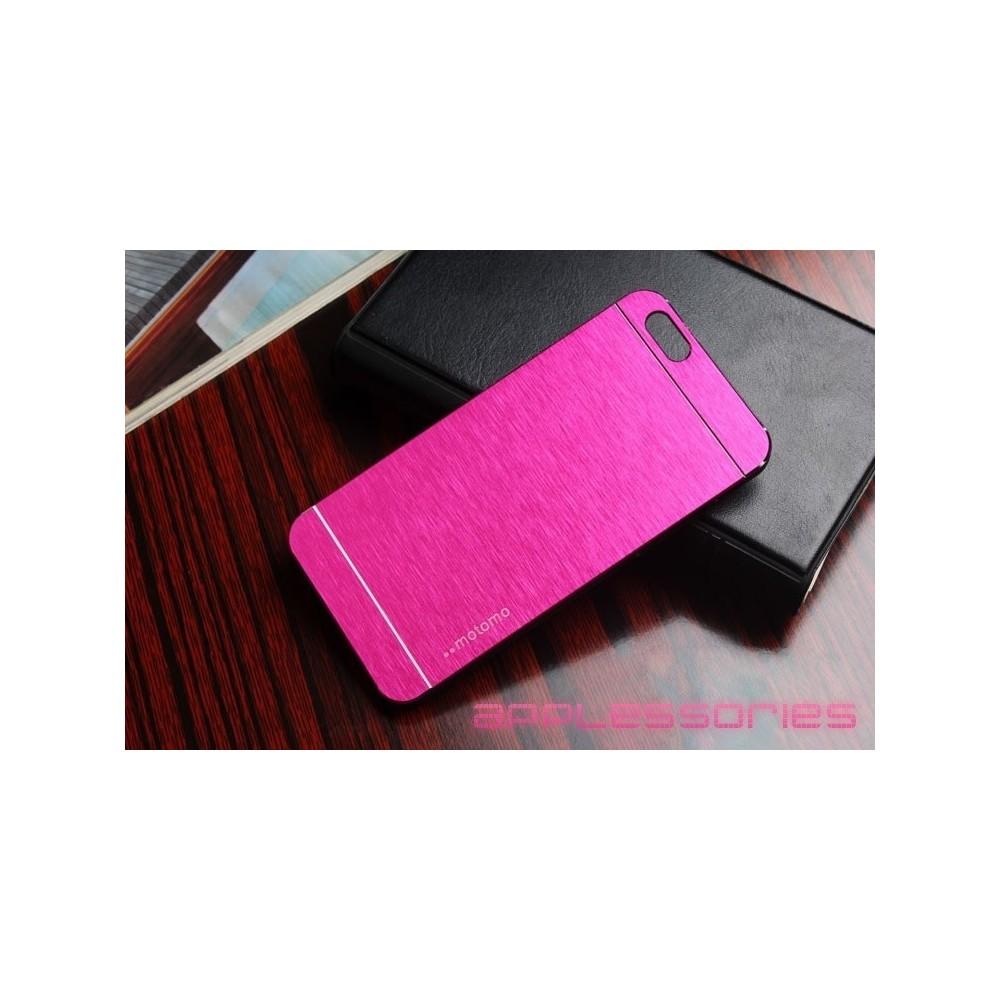 Motomo Hydro Prime kryt na iPhone 6/6S, Barva Divoká růžová