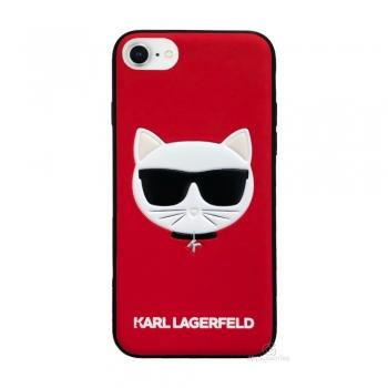 Karl Lagerfeld Choupette Ikonik - kryt na iPhone SE / 8 / 7