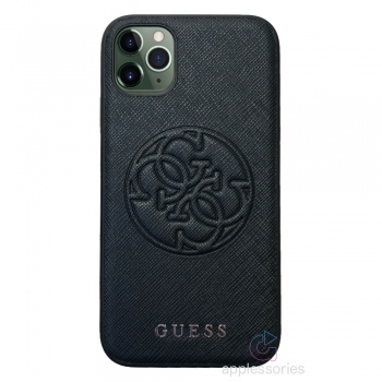 Guess 4G Saffiano kryt pro iPhone 11 Pro Max