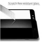 Spigen Glas.TR HD Full Cover tvrzené sklo na iPhone SE / 8 / 7