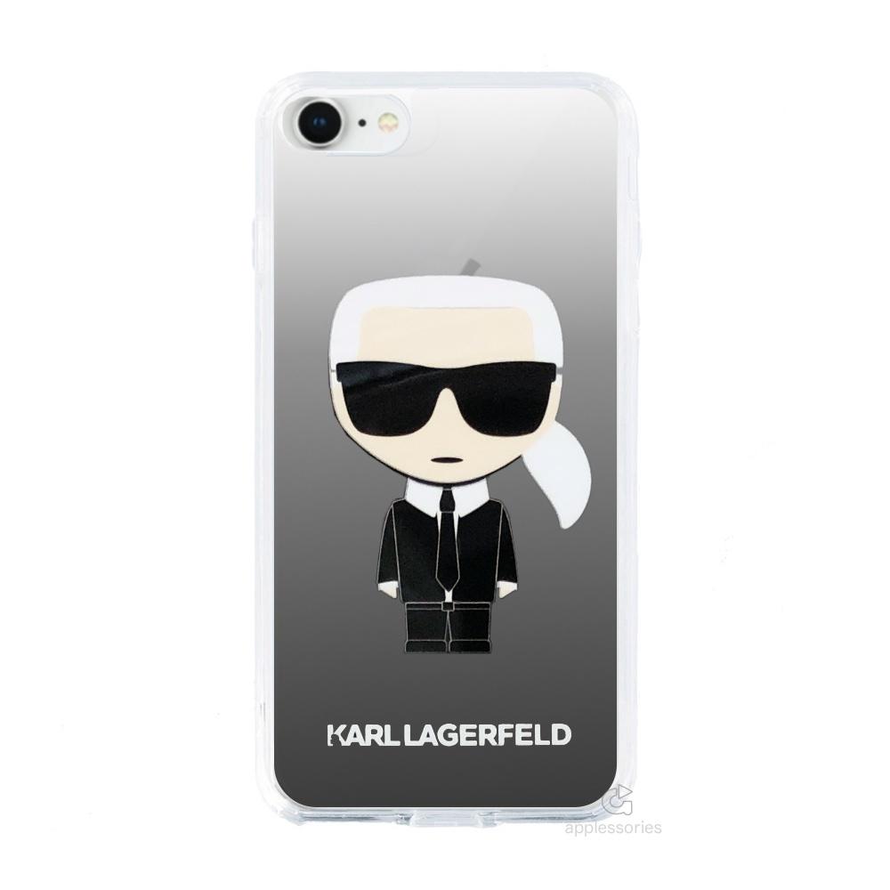 Karl Lagerfeld Ikonik Gradient Back...