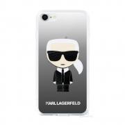 Karl Lagerfeld Ikonik Gradient kryt pro iPhone SE / 8 / 7