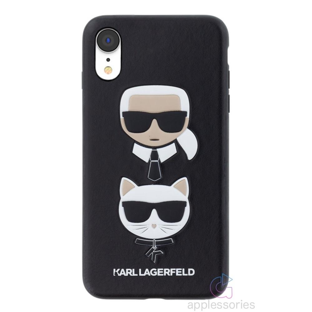 Karl Lagerfeld & Choupette Ikonik kryt na iPhone Xr
