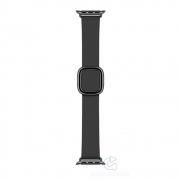 Coteetci Nobleman kožený řemínek s magnetickou přezkou pro Apple Watch 38 / 40mm