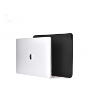 "Coteetci tenké koženkové pouzdro pro MacBook 13"" černé"