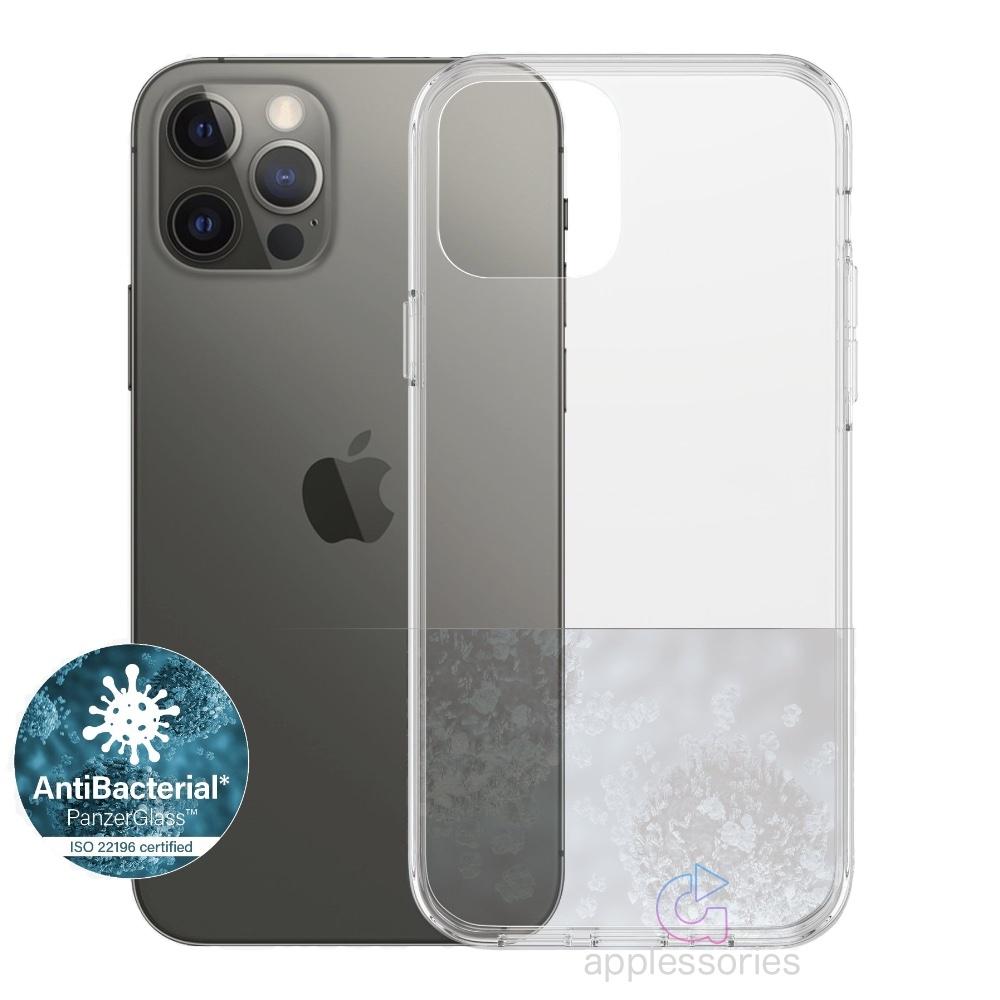 PanzerGlass ClearCase průhledný kryt pro iPhone 12 / Pro