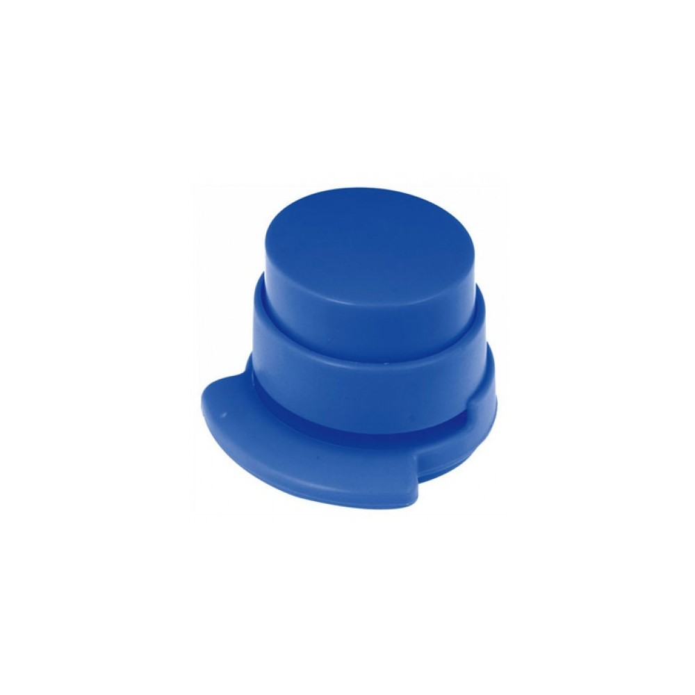 Eko sešívačka - beznáplňová, Barva Modrá