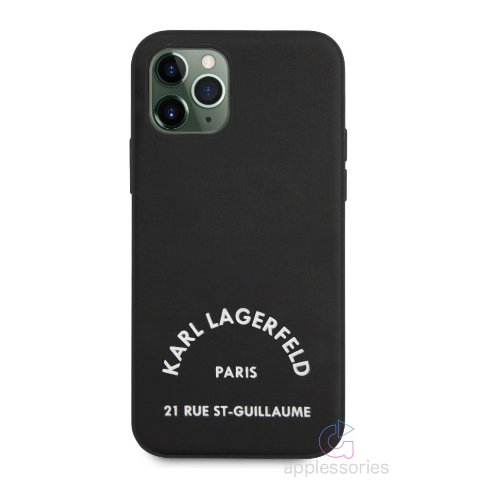 Karl Lagerfeld Rue St-Gullaume kryt pro iPhone 11 Pro