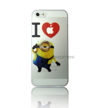 Kryt pro Apple iPhone 5/5S MINION