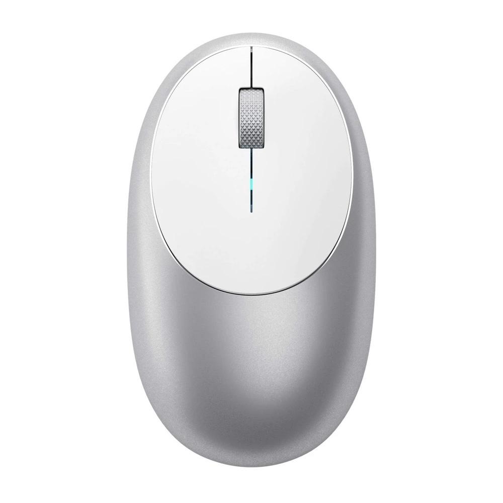 Satechi M1 Bluetooth bezdrátová myš stříbrná