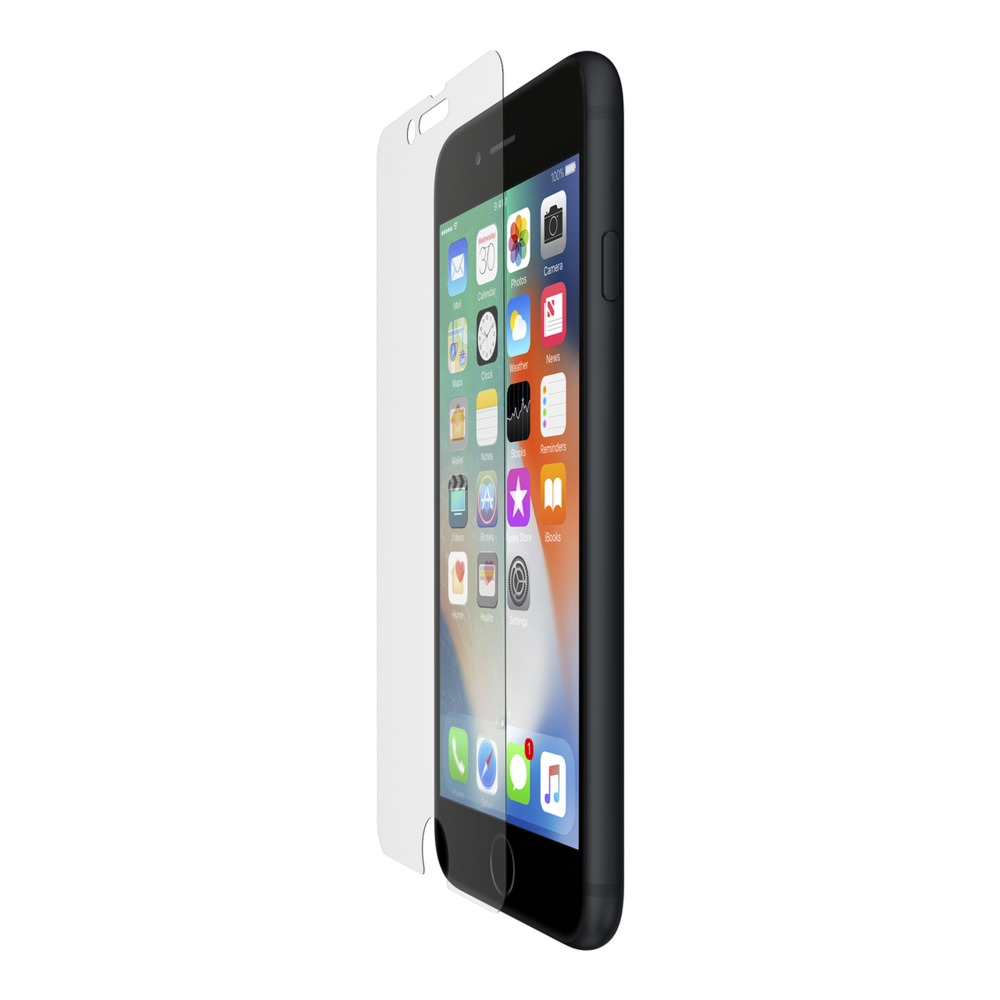 Belkin ScreenForce InvisiGlass tvrzené sklo pro iPhone 8 / 7 / 6s
