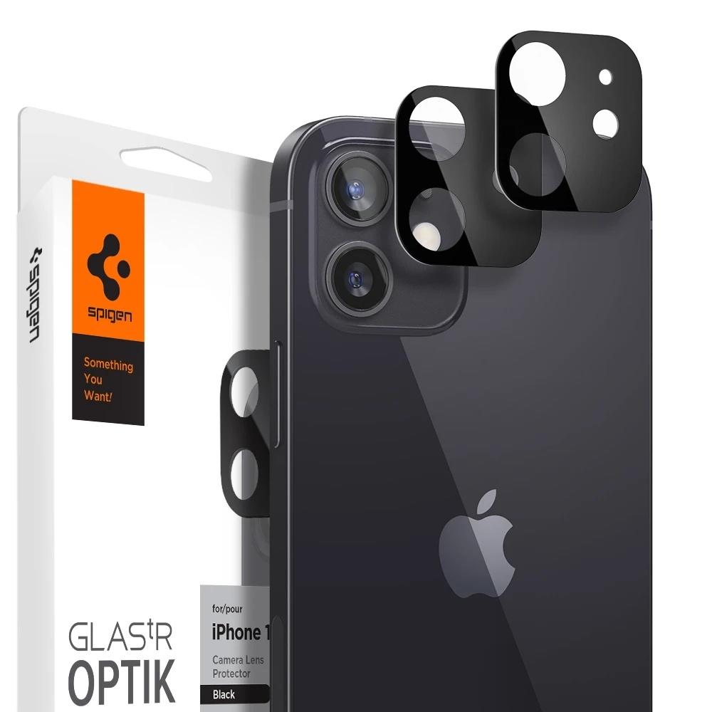 Spigen Glas.tR Optik Lens pro iPhone 12