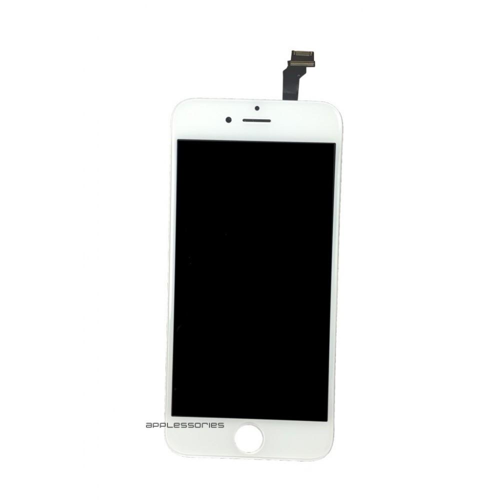 Kompletní LCD panel - displej pro iPhone 6, Barva Bílá