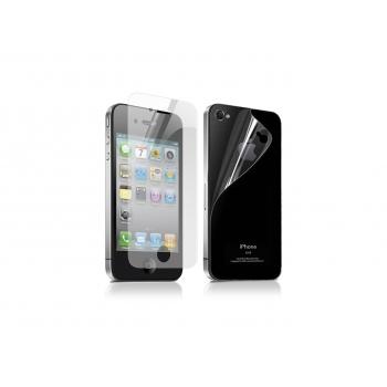 Přední / zadní ochranná fólie pro iPhone 4,4S
