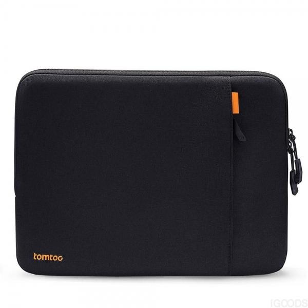 "Tomtoc Sleeve pouzdro pro MacBook Pro/Air 13"" (2016+), černé"
