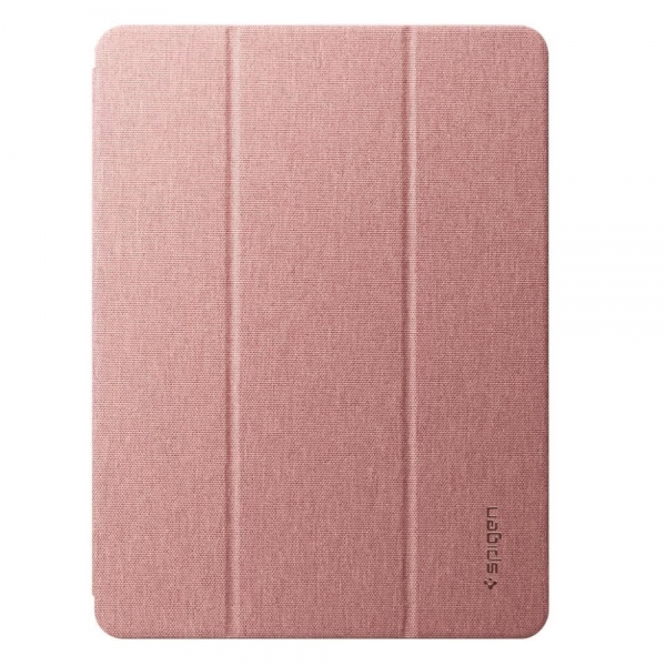 Spigen Urban Fit pouzdro pro iPad 7. a 8. generace, růžovo zlaté