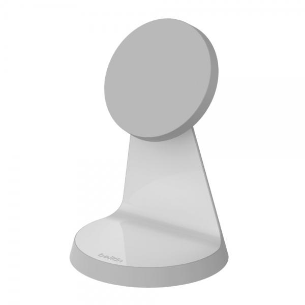 Belkin BoostCharge - MagSafe nabíjecí stojánek 7,5W - bílý