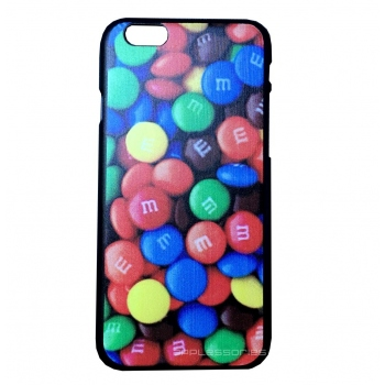 Desicase M&M`s pouzdro na iPhone 6/6S