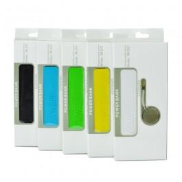 Power Bank Perfume Color 2200mAh