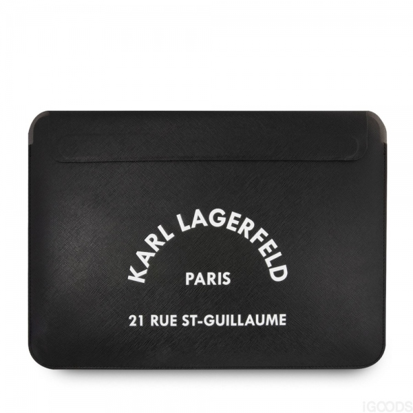 "Karl Lagerfeld 21 St. Rue Guillaume pouzdro pro MacBook 13"""