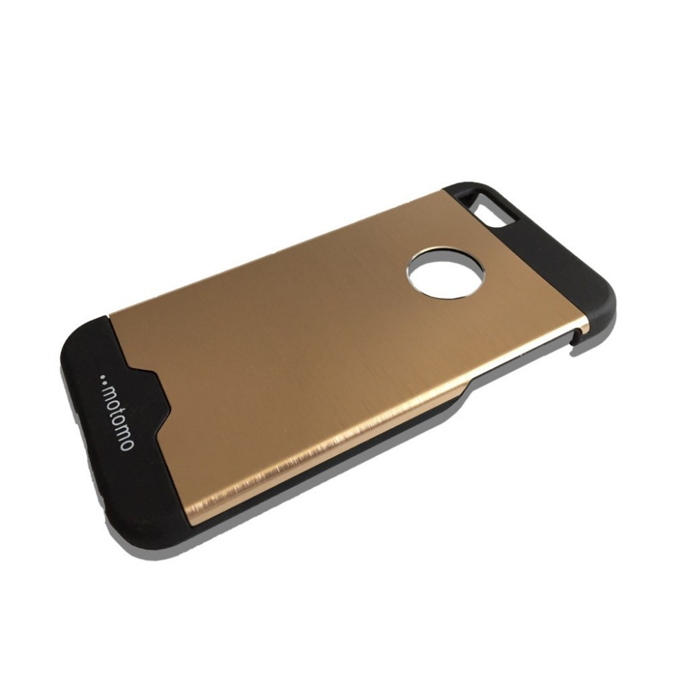 Motomo Aluminum na iPhone 5/5S/SE, Barva Champagne Gold