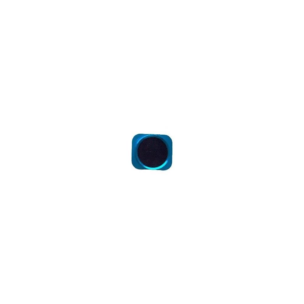 Tlačítko Home button ve stylu 5S na iPhone 5, Barva Modrá