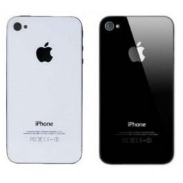 Náhradní zadní skleněný kryt pro iPhone 4S