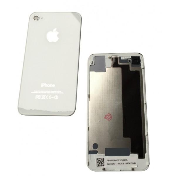 Náhradní zadní skleněný kryt pro iPhone 4/4S