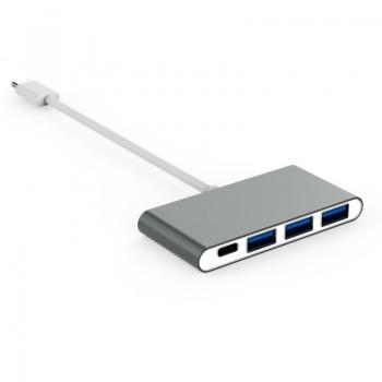 USB-C Hub - 3x USB, 1x USB-C