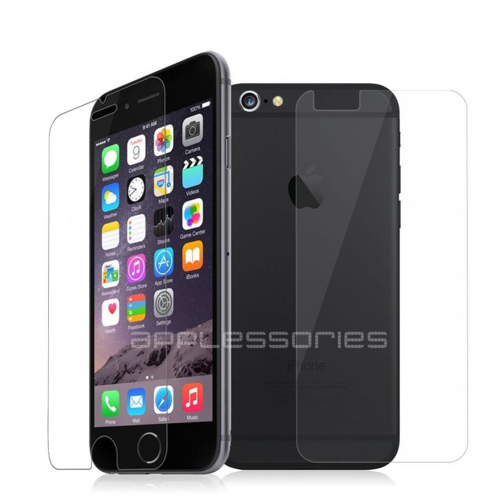 Tvrzené sklo přední/zadní na iPhone 6/6S Plus