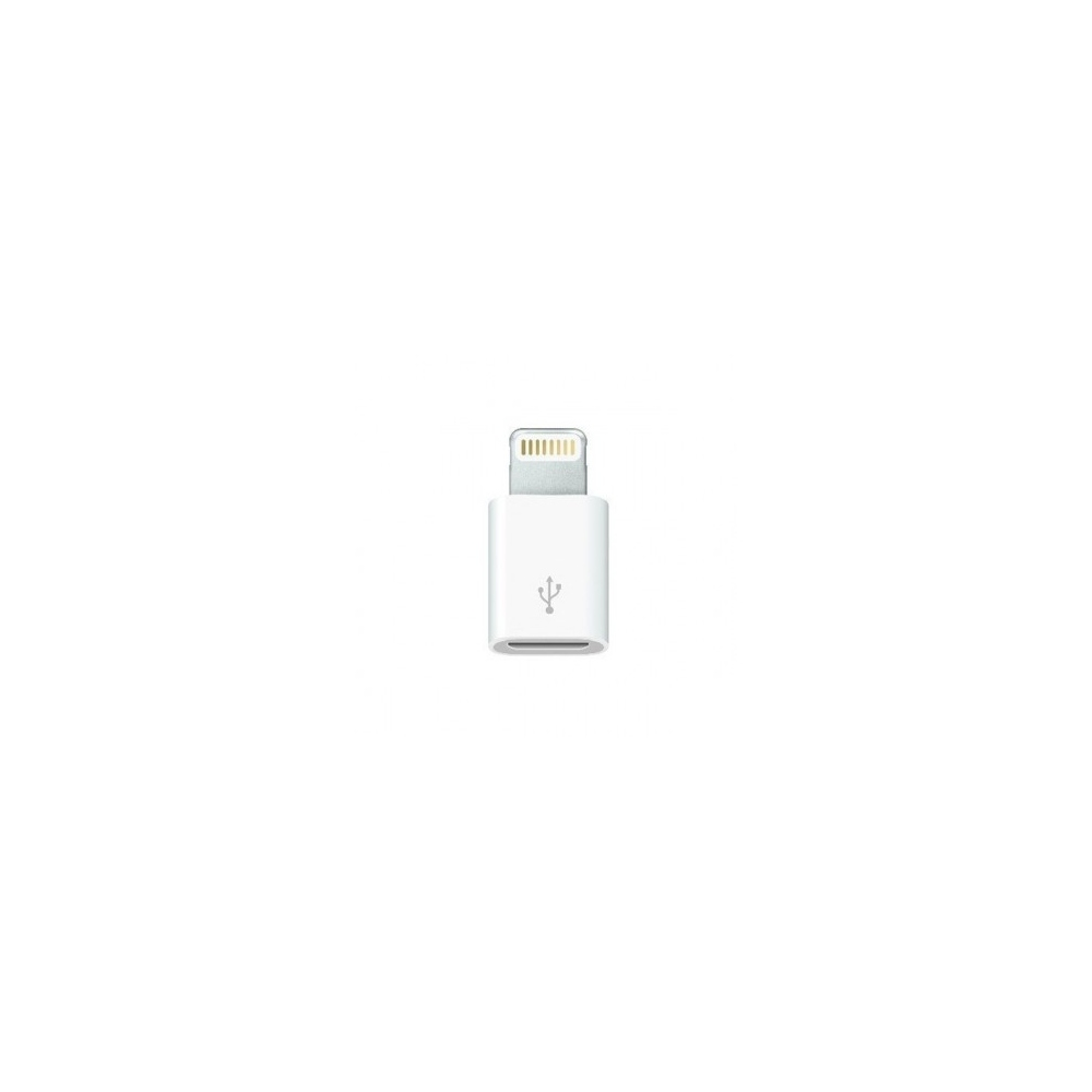 Apple Lightning to microUSB adapter