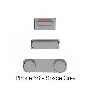 Postranní tlačítka pro iPhone 5/5S/SE
