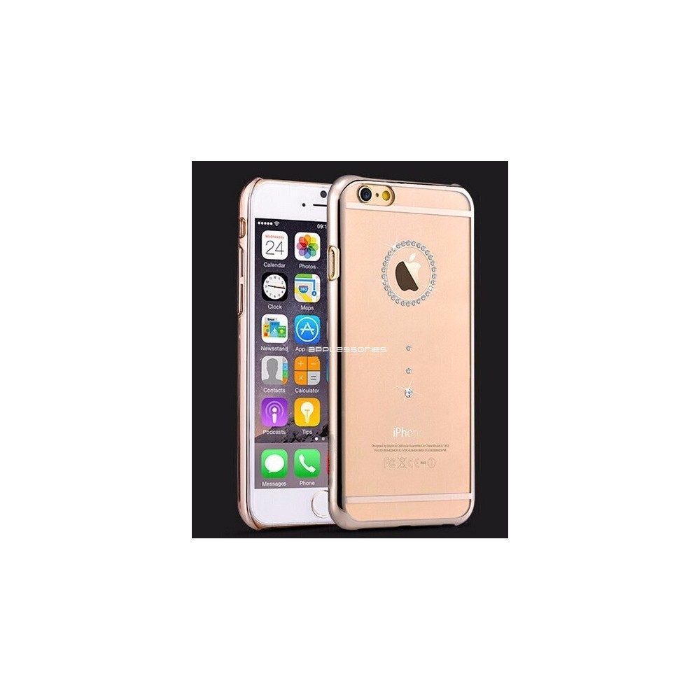 Kryt Blink Shield pro iPhone 6/6S, Zlatá