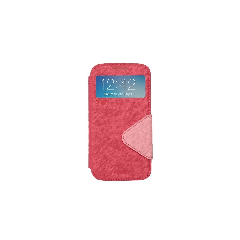 Pouzdro Roar FANCY DIARY na iPhone 6/6S, Barva Růžová