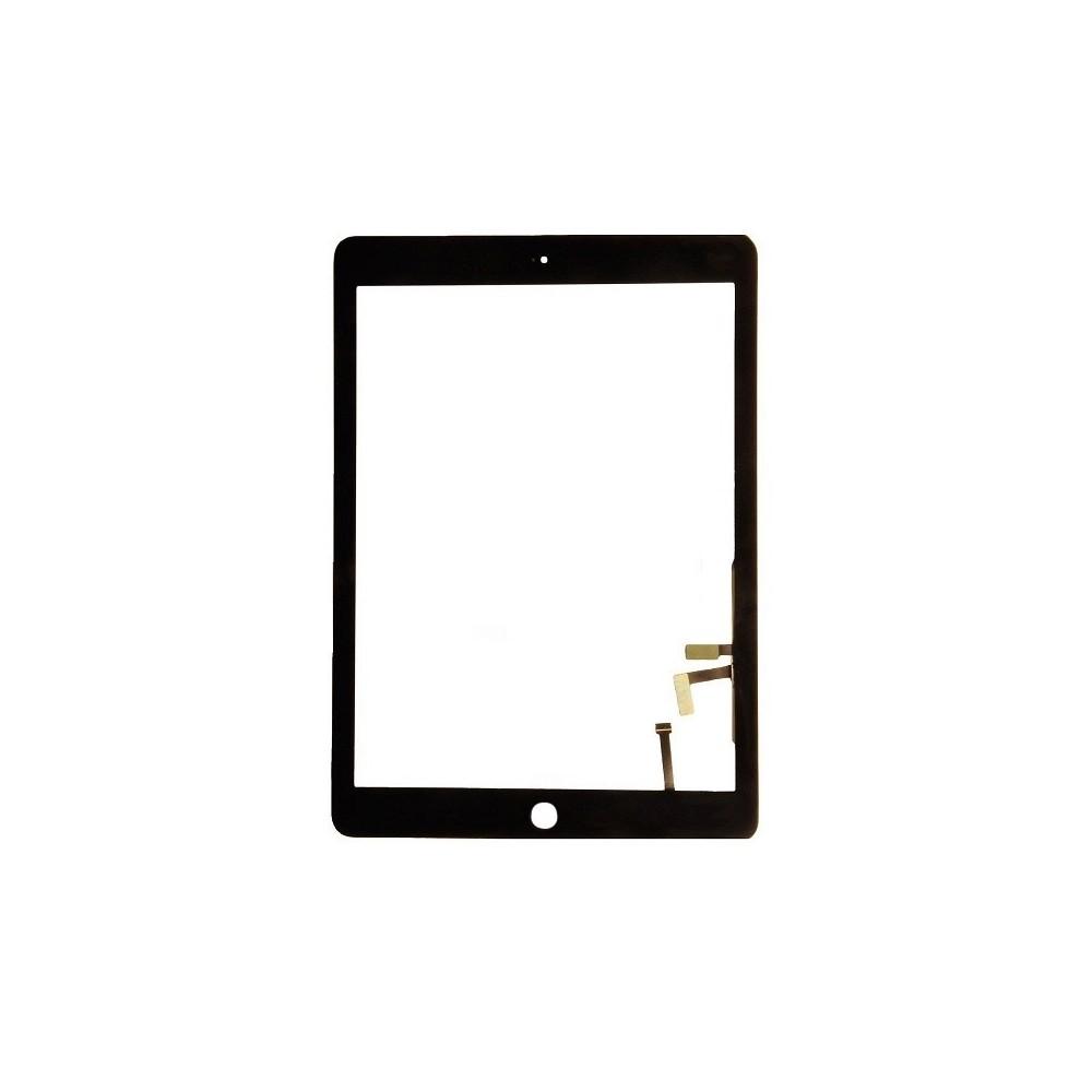 Dotykové sklo - digitizer pro iPad Air, Barva Černá