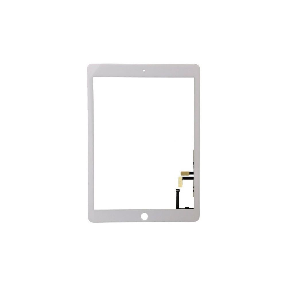 Dotykové sklo - digitizer pro iPad Air, Bílá