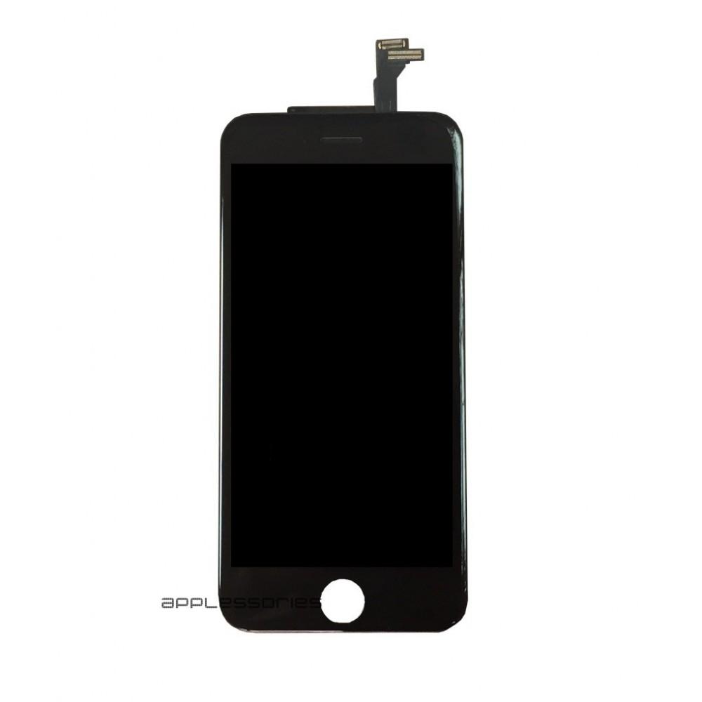 Kompletní LCD panel - displej pro iPhone 6, Barva Černá