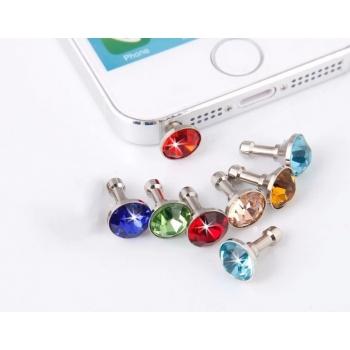 Protiprachová zástrčka Diamant pro iPhone