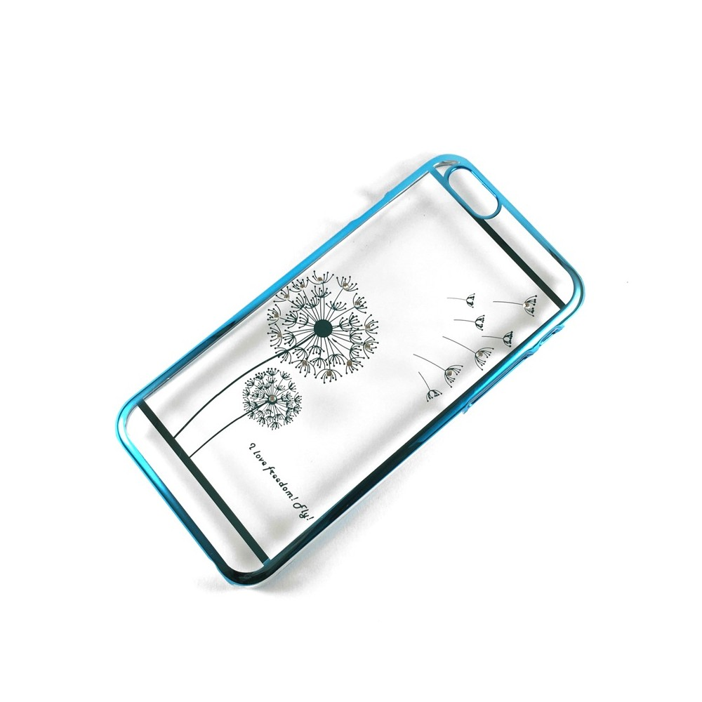 Clip:ON Blink Shield Dandelion pouzdro pro iPhone 6/6S, Modrá