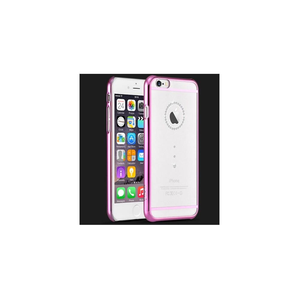 Kryt Blink Shield pro iPhone 6/6S, Divoká růžová