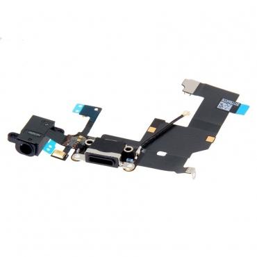 Flex kabel s nabíjecím a audio konektorem pro iPhone 5