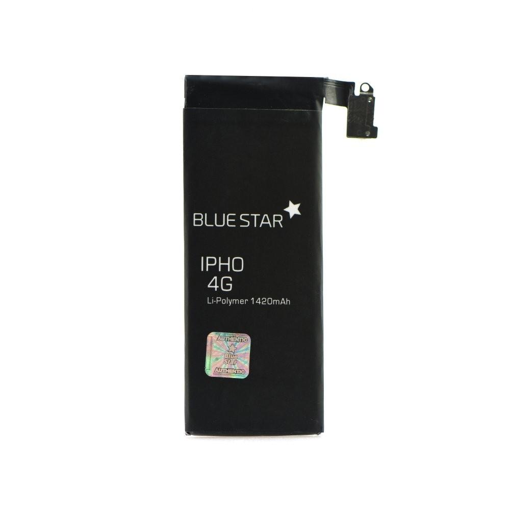 Baterie Blue Star BTA-IP4 iPhone 4 1420mAh - neoriginální