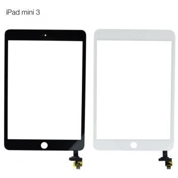Dotykové sklo/digitizer pro iPad mini 3 s IC
