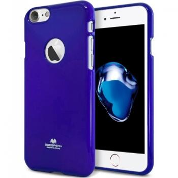 Goospery Jelly Case Pearl pro iPhone 7 fialové