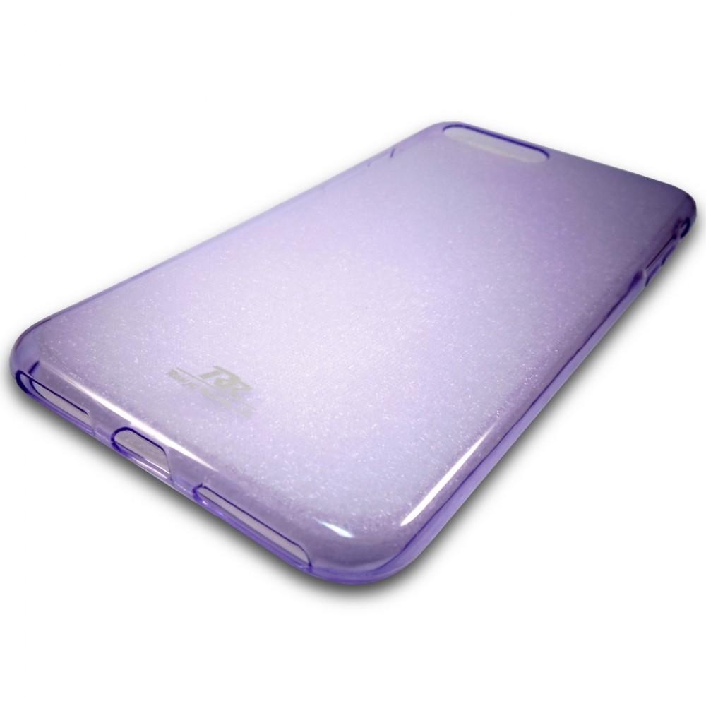 Roar tenký silikonový kryt pro iPhone 7/8 Plus, Fialová