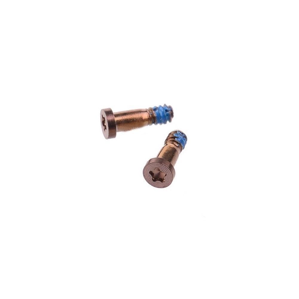 Náhradní pentalobe šroubky pro iPhone 5S/SE, Barva Rose Gold