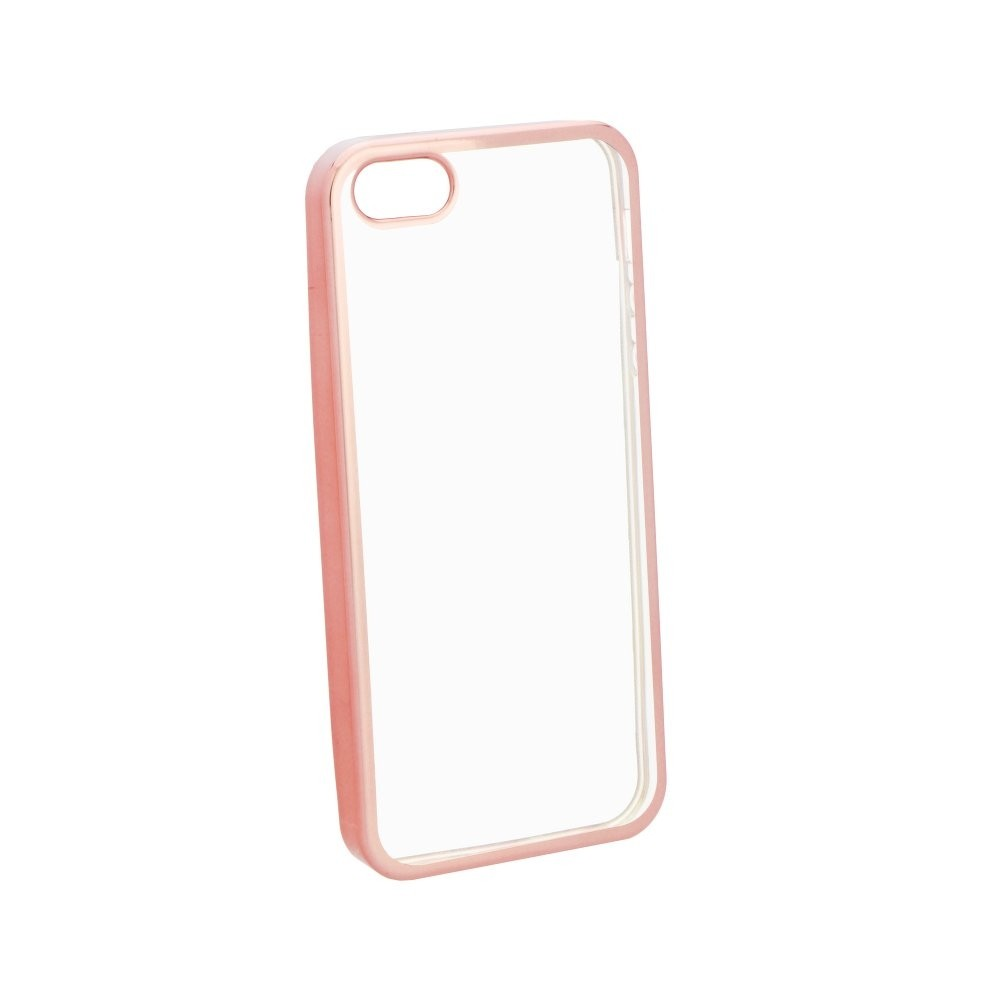 Pouzdro Forcell ELECTRO iPhone 5/5S/SE , Barva Rose Gold