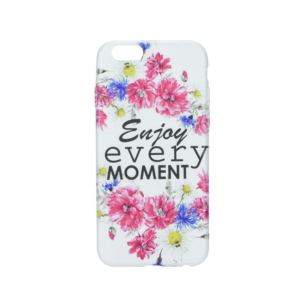 Kryt ART - Flowers pro iPhone 5/5S/SE