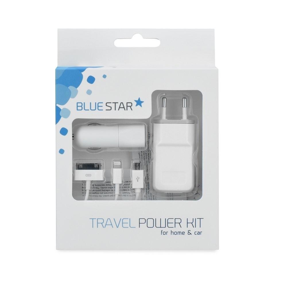 Blue-Star cestovní nabíjecí sada 5v1