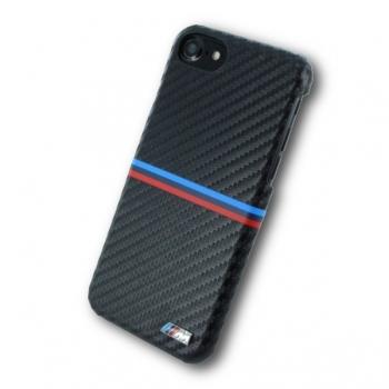 Kryt BMW M Black Carbon pro iPhone 7